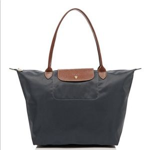 Longchamp Le Pliage Large Nylon Shoulder Bag